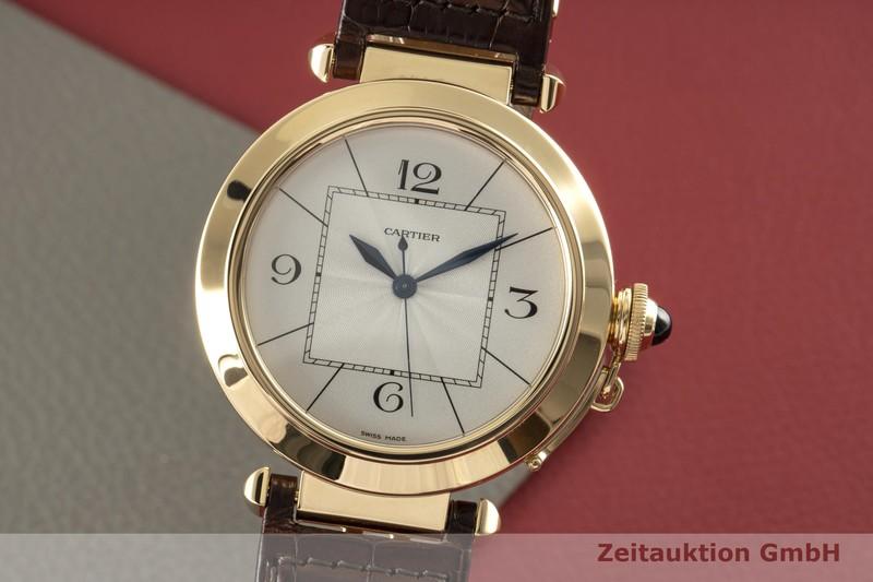 gebrauchte Luxusuhr Cartier Pasha 18k Gold Automatik Kal. 8000MC Ref. 2726    2006728 _0