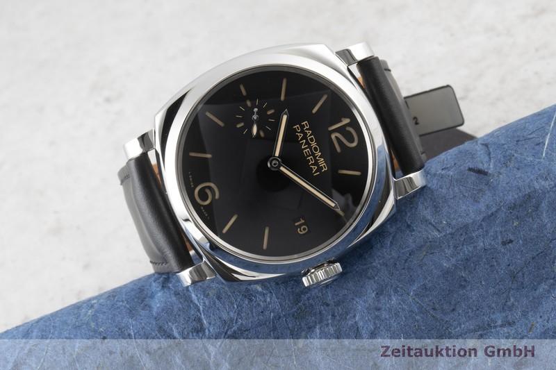 gebrauchte Luxusuhr Panerai Radiomir Stahl Handaufzug Kal. P.3000 Ref. OP6943, PAM00514  | 2006732 _0