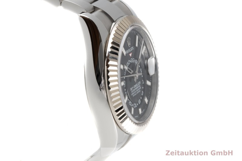 gebrauchte Luxusuhr Rolex Sky-Dweller Stahl / Weissgold Automatik Kal. 9001 Ref. 326934  | 2006733 _0