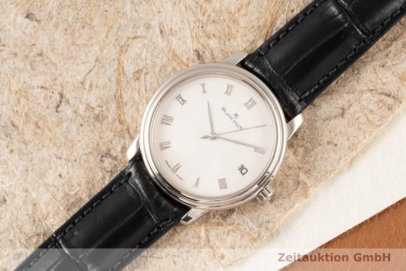 gebrauchte Luxusuhr Blancpain Villeret 18k Weissgold Automatik Kal. 1151 LIMITED EDITION | 2006735 _0