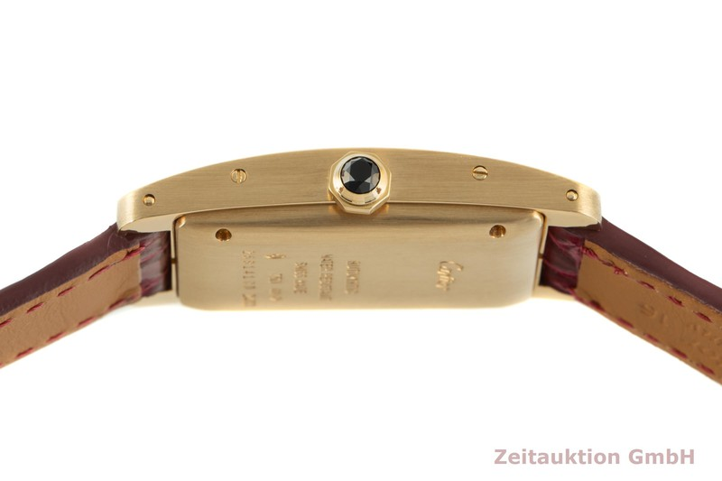 gebrauchte Luxusuhr Cartier Tank Américaine 18k Gold Automatik Kal. 077 Ref. 2483    2006742 _1