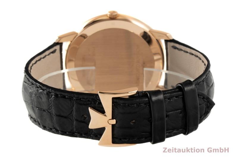 gebrauchte Luxusuhr Vacheron & Constantin Patrimony 18k Gold Handaufzug Kal. 1400 Ref. 81180  | 2006745 _1