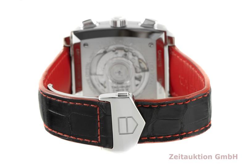 gebrauchte Luxusuhr Tag Heuer Monaco Chronograph Stahl Automatik Kal. 12 Ref. CAW2119 LIMITED EDITION | 2006752 _1