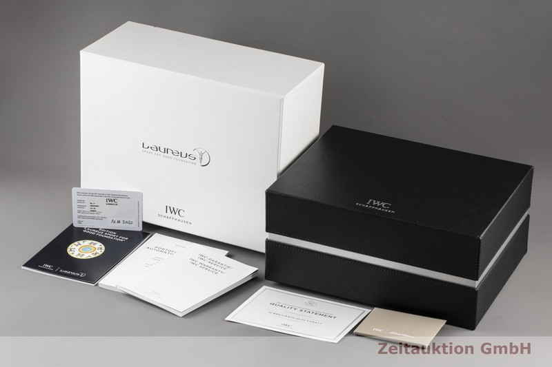 gebrauchte Luxusuhr IWC Portofino Stahl Automatik Kal. 35800 Ref. IWIW459006, 4590 LIMITED EDITION | 2006758 _0