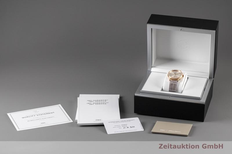 gebrauchte Luxusuhr IWC Portofino 18k Rotgold Automatik Kal. 35111 Ref. IW458107, 4581    2006766 _0