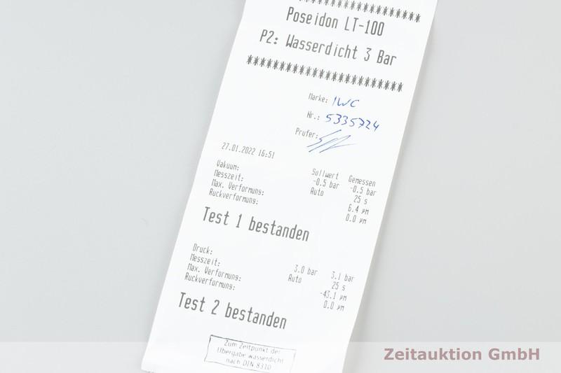 gebrauchte Luxusuhr IWC Portofino 18k Rotgold Automatik Kal. 35111 Ref. IW458107, 4581    2006766 _1