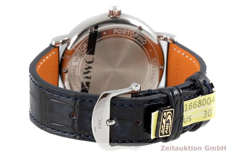 gebrauchte Luxusuhr IWC Portofino Stahl Automatik Kal. 35800 Ref. IW459001, 4590    2006767 _1