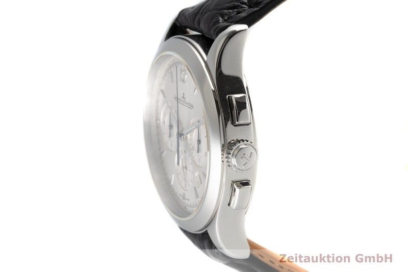 gebrauchte Luxusuhr Jaeger LeCoultre Master Chronograph Chronograph Stahl Automatik Kal. 751/1 Ref. 174.8.C1, 153.84.20  | 2006797 _0
