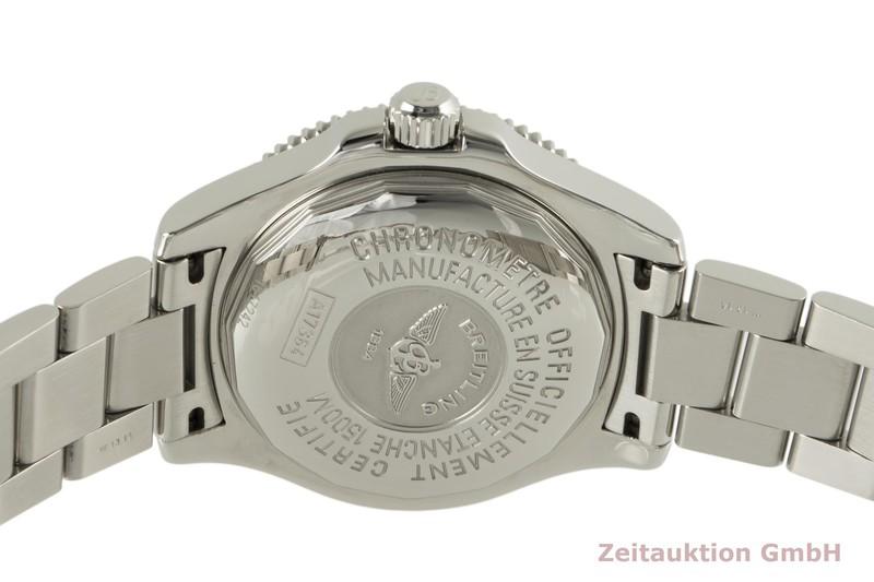 gebrauchte Luxusuhr Breitling Superocean Stahl Automatik Kal. B17 Ref. A17364  | 2006816 _0