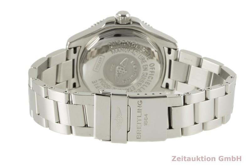 gebrauchte Luxusuhr Breitling Superocean Stahl Automatik Kal. B17 Ref. A17364  | 2006816 _1