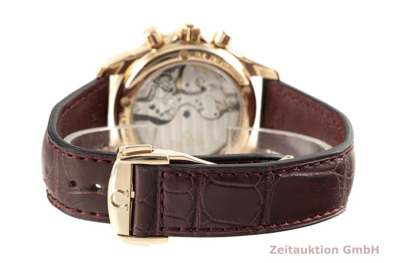 gebrauchte Luxusuhr Omega De Ville Chronograph 18k Gold Automatik Kal. 3313 Ref. 278.1711, 4677.60.37  | 2006817 _1