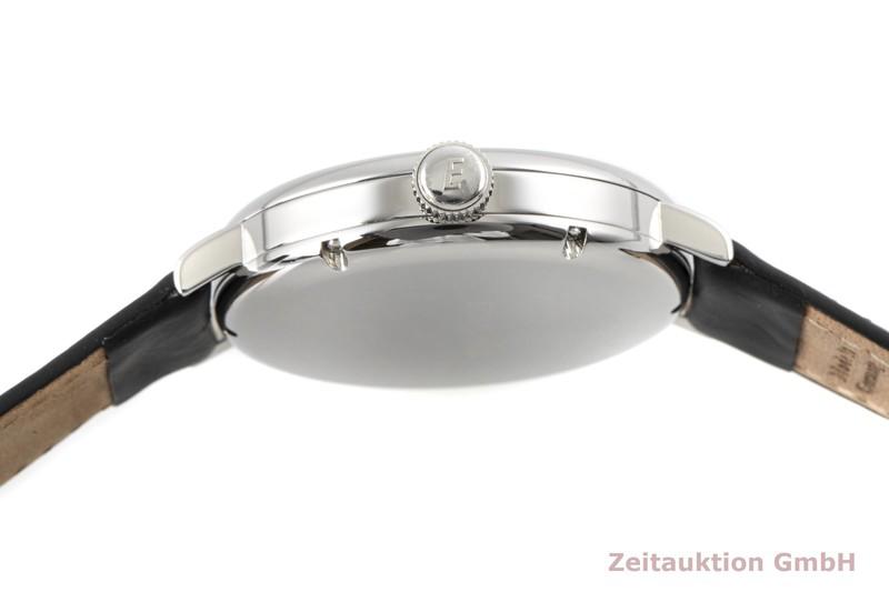 gebrauchte Luxusuhr Eberhard & Co 8 Jours Stahl Handaufzug Kal. 896-1, 8J Ref. 21017  | 2006827 _1