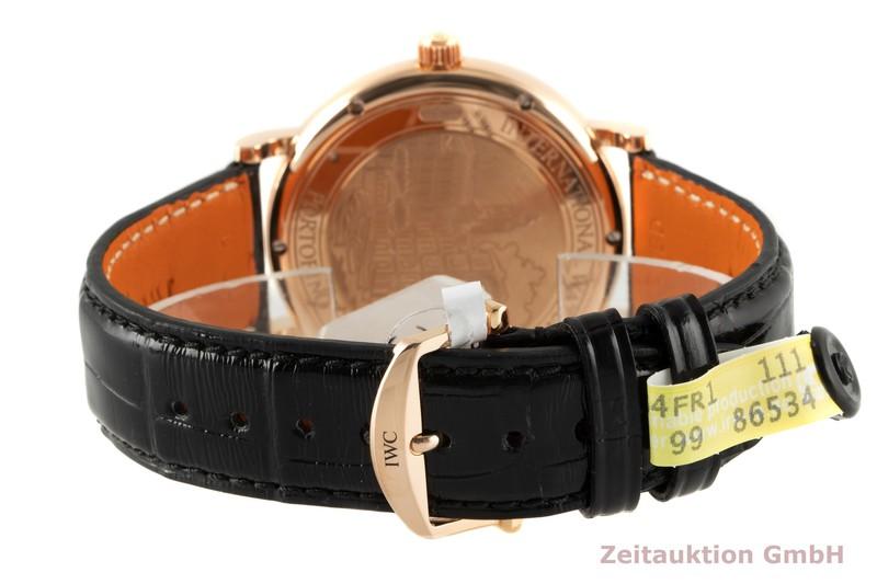 gebrauchte Luxusuhr IWC Portofino 18k Rotgold Automatik Kal. 35111 Ref. IW356515    2006860 _1