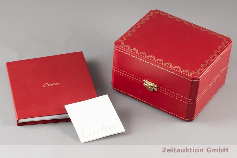gebrauchte Luxusuhr Cartier Tank 18k Rotgold Quarz Kal. 157 Ref. W5200024, 3168  | 2006862 _0