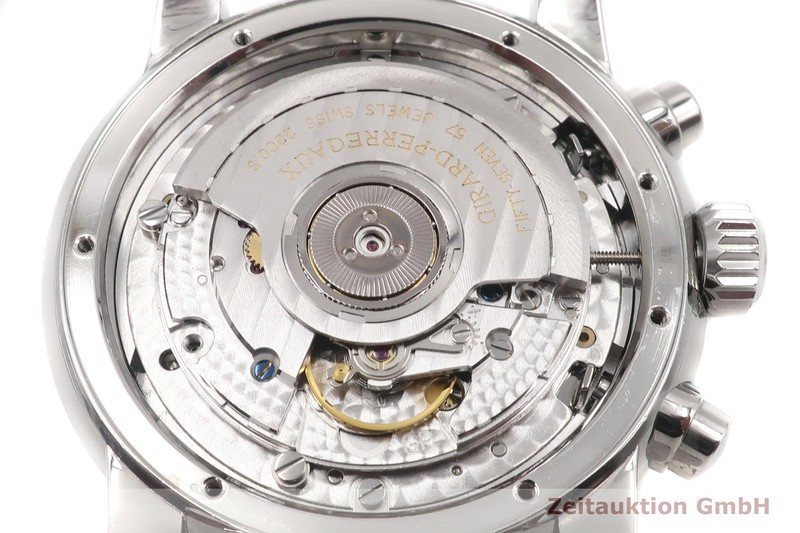gebrauchte Luxusuhr Girard Perregaux Ferrari Chronograph Stahl Automatik Kal. 22CO.S Ref. 8028 LIMITED EDITION | 2006865 _1
