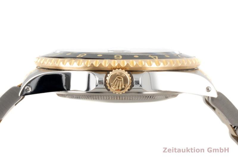 gebrauchte Luxusuhr Rolex GMT Master II Stahl / Gold Automatik Kal. 3185 Ref. 16713  | 2006899 _1