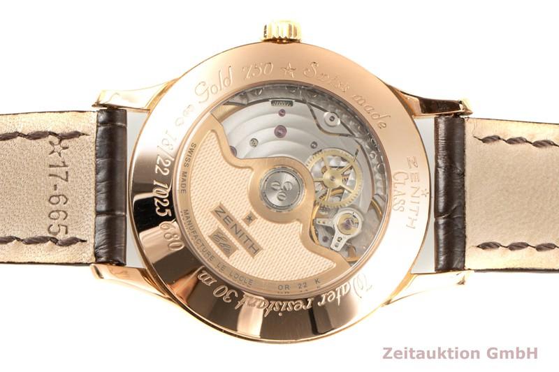gebrauchte Luxusuhr Zenith Elite 18k Rotgold Automatik Kal. 680 Ref. 18/22.1025.680  | 2006901 _1
