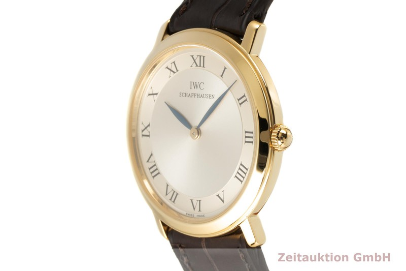gebrauchte Luxusuhr IWC Romain 18k Gold Handaufzug Kal. 1852 Ref. 2009  | 2006910 _0