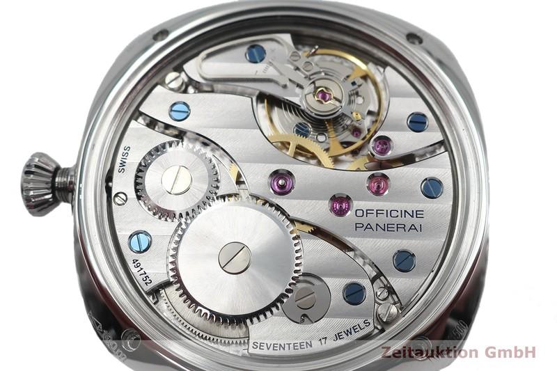 gebrauchte Luxusuhr Panerai Radiomir Stahl Handaufzug Ref. PAM00183    2006917 _1