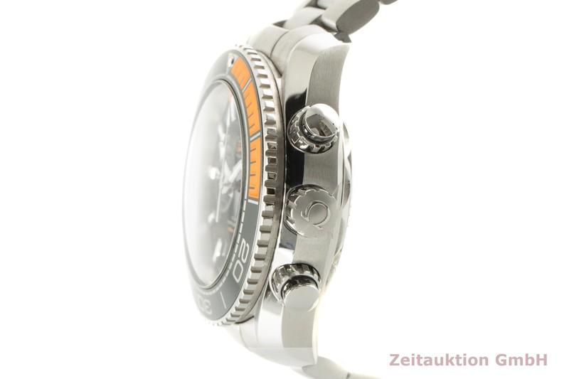 gebrauchte Luxusuhr Omega Seamaster Chronograph Stahl Automatik Kal. 9900 Ref. 215.30.46.51.01.002  | 2006918 _0