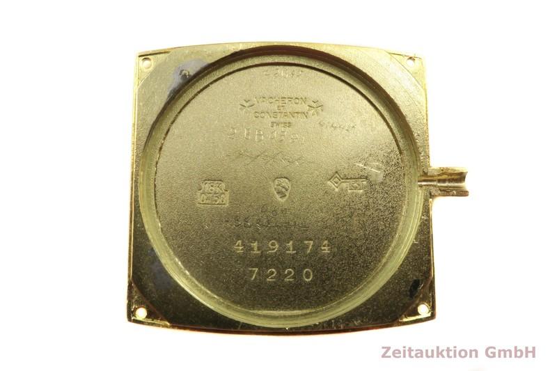 gebrauchte Luxusuhr Vacheron & Constantin * 18k Gold Handaufzug Kal. 1003 Ref. 7220 VINTAGE  | 2006920 _1