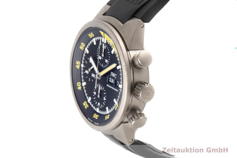 gebrauchte Luxusuhr IWC Aquatimer Chronograph Titan Automatik Kal. C.79320 Ref. IW371918, 3719    2006949 _0