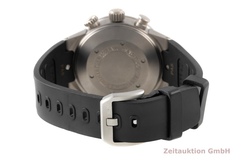 gebrauchte Luxusuhr IWC Aquatimer Chronograph Titan Automatik Kal. C.79320 Ref. IW371918, 3719    2006949 _1