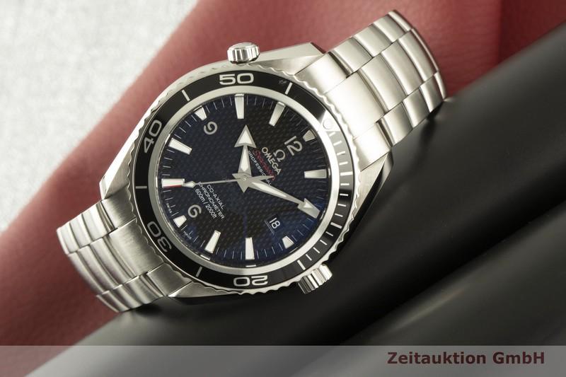 gebrauchte Luxusuhr Omega Seamaster Stahl Automatik Kal. 2500 Ref. 222.30.46.20.01.001 LIMITED EDITION | 2006951 _0