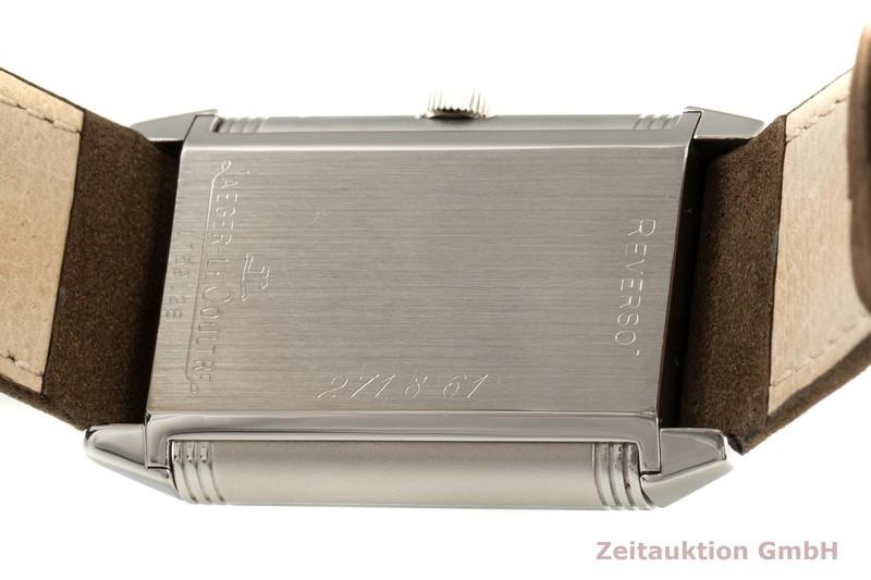 gebrauchte Luxusuhr Jaeger LeCoultre Reverso Stahl Handaufzug Kal. 822 Ref. 271.8.61  | 2006954 _1