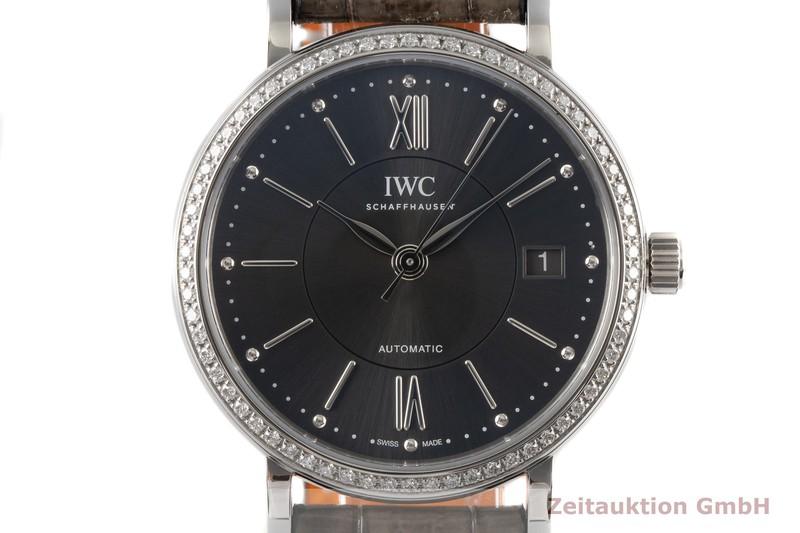 gebrauchte Luxusuhr IWC Portofino Stahl Automatik Kal. 35111 Ref. IW458104  | 2006960 _0
