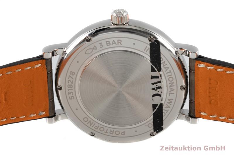 gebrauchte Luxusuhr IWC Portofino Stahl Automatik Kal. 35111 Ref. IW458104  | 2006960 _1