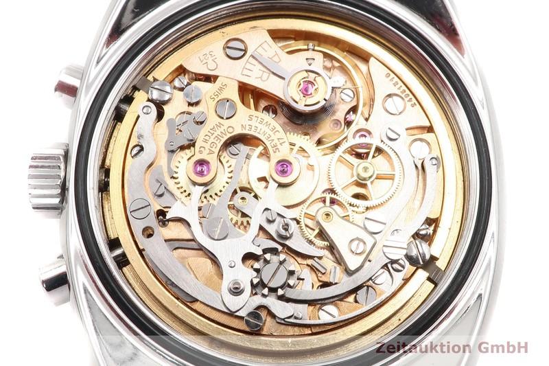 gebrauchte Luxusuhr Omega Seamaster Chronograph Stahl Handaufzug Kal. 321 Ref. 145.006-66  | 2006972 _1