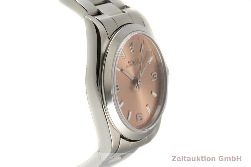 gebrauchte Luxusuhr Rolex Oyster Perpetual Stahl Automatik Kal. 2230 Ref. 77080  | 2006974 _0