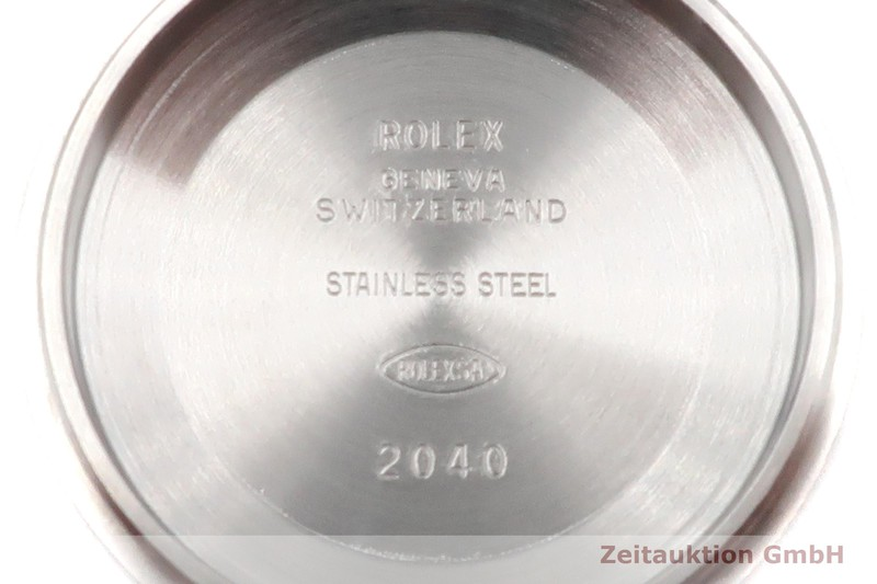gebrauchte Luxusuhr Rolex Oyster Perpetual Stahl Automatik Kal. 2230 Ref. 77080  | 2006974 _1