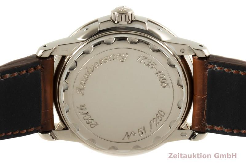 gebrauchte Luxusuhr Blancpain Leman 18k Weissgold Automatik Kal. 6553  | 2006976 _1