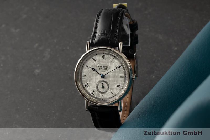 gebrauchte Luxusuhr Breguet Classique 18k Weissgold Handaufzug Kal. 818/5 Ref. 3910  | 2006994 _0