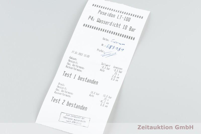 gebrauchte Luxusuhr Corum Admirals Cup Chronograph Stahl Automatik Ref. 01.0007, 753.691.98 LIMITED EDITION | 2006997 _1