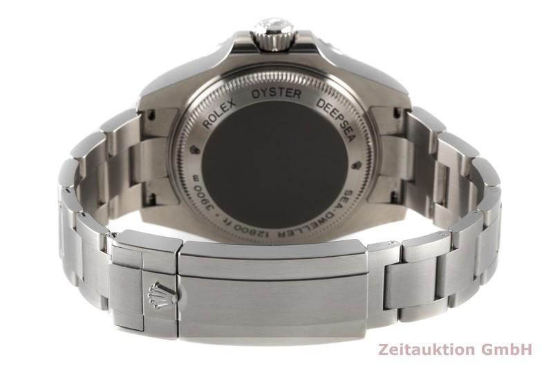 gebrauchte Luxusuhr Rolex Sea Dweller Stahl Automatik Kal. 3135 Ref. 116660  | 2007002 _1