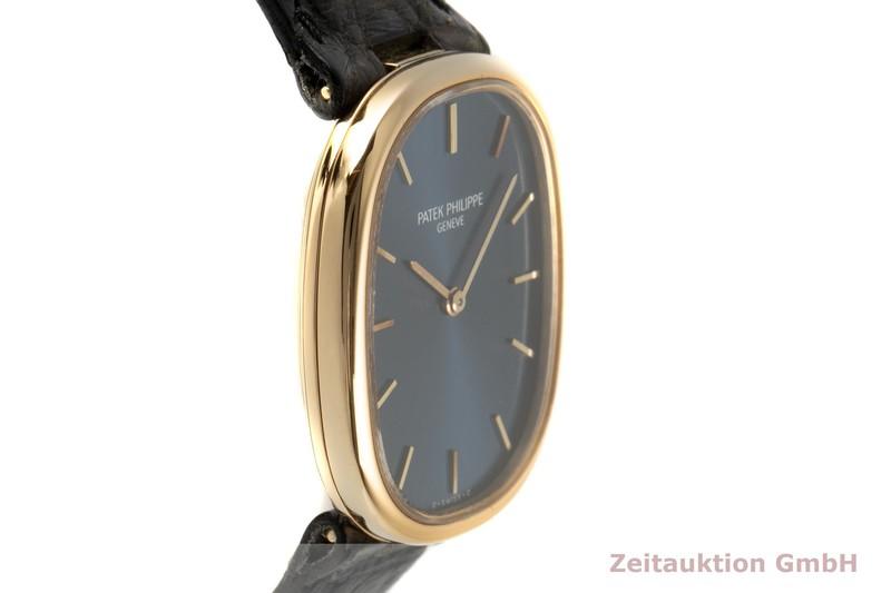 gebrauchte Luxusuhr Patek Philippe Ellipse 18k Gold Handaufzug Kal. 16-250 Ref. 4226 VINTAGE  | 2007031 _0
