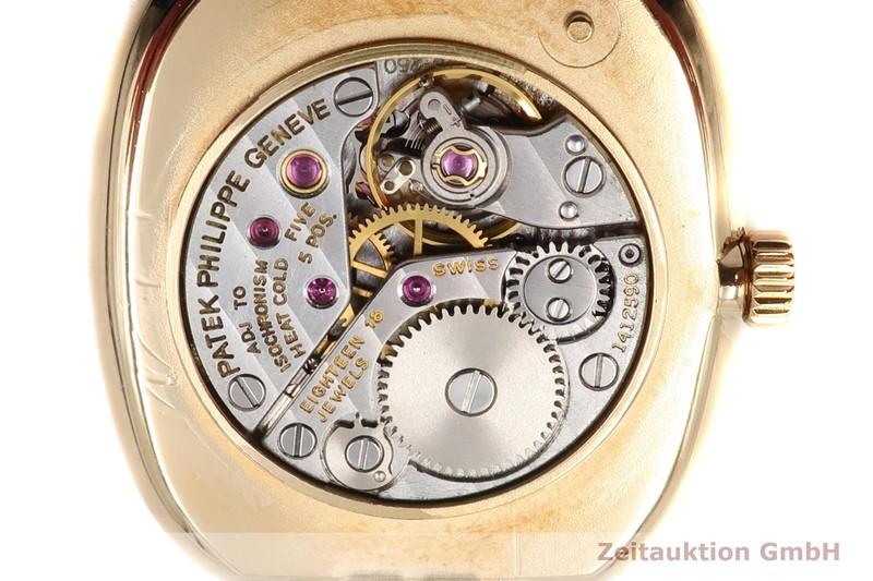 gebrauchte Luxusuhr Patek Philippe Ellipse 18k Gold Handaufzug Kal. 16-250 Ref. 4226 VINTAGE  | 2007031 _1