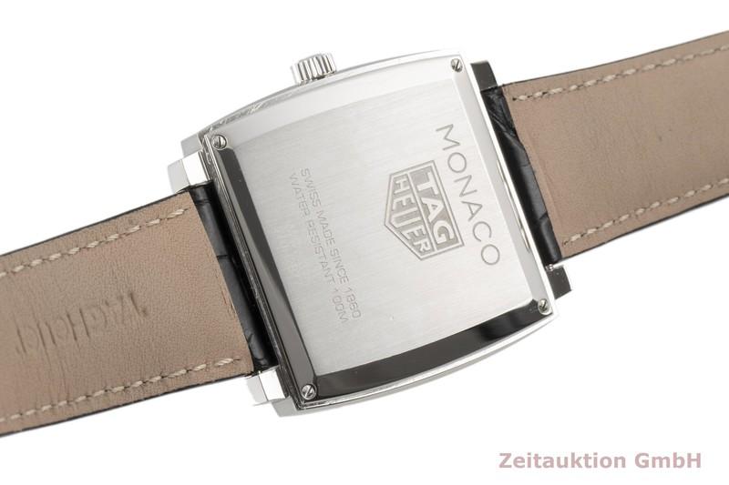 gebrauchte Luxusuhr Tag Heuer Monaco Stahl Quarz Ref. WAW131A    2007062 _1