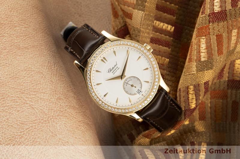 gebrauchte Luxusuhr Chopard L.U.C. 18k Gold Automatik Kal. 3.96 Ref. 17/1860 LIMITED EDITION   2007064 _0