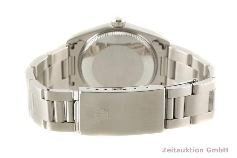 gebrauchte Luxusuhr Rolex Oyster Perpetual Stahl Automatik Kal. 2230 Ref. 77080  | 2007081 _1