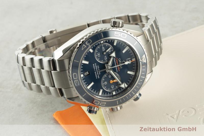 gebrauchte Luxusuhr Omega Seamaster Chronograph Titan Automatik Kal. 9300 Ref. 232.90.46.51.03.001    2007083 _0