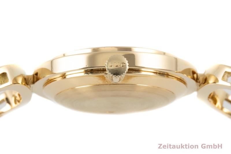 gebrauchte Luxusuhr Chopard Geneve 18k Gold Handaufzug Kal. ETA 2512  | 2007121 _1