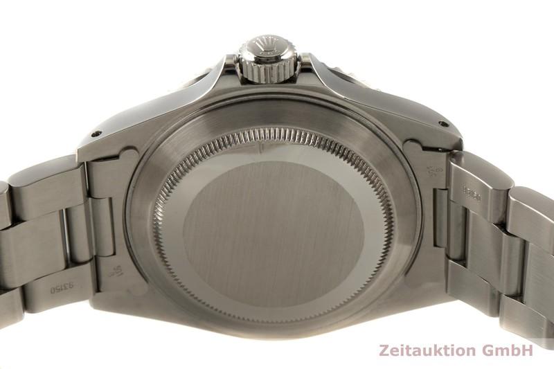 gebrauchte Luxusuhr Rolex Submariner Stahl Automatik Kal. 3000 Ref. 14060    2007133 _1