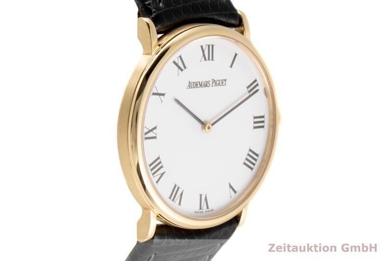 gebrauchte Luxusuhr Audemars Piguet Banque Cantonale Vaudoise 18k Gold Handaufzug Kal. 2080 Ref. BA.14787.0.002  | 2007142 _0