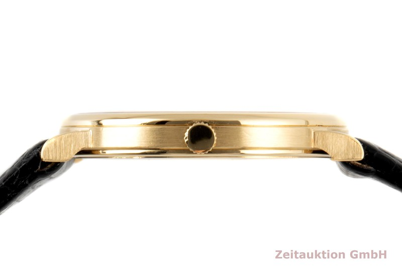 gebrauchte Luxusuhr Audemars Piguet Banque Cantonale Vaudoise 18k Gold Handaufzug Kal. 2080 Ref. BA.14787.0.002  | 2007142 _1