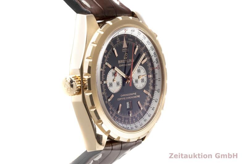 gebrauchte Luxusuhr Breitling Chrono-Matic Chronograph 18k Gold Automatik Kal. B41 Ref. H41360 LIMITED EDITION | 2007154 _0