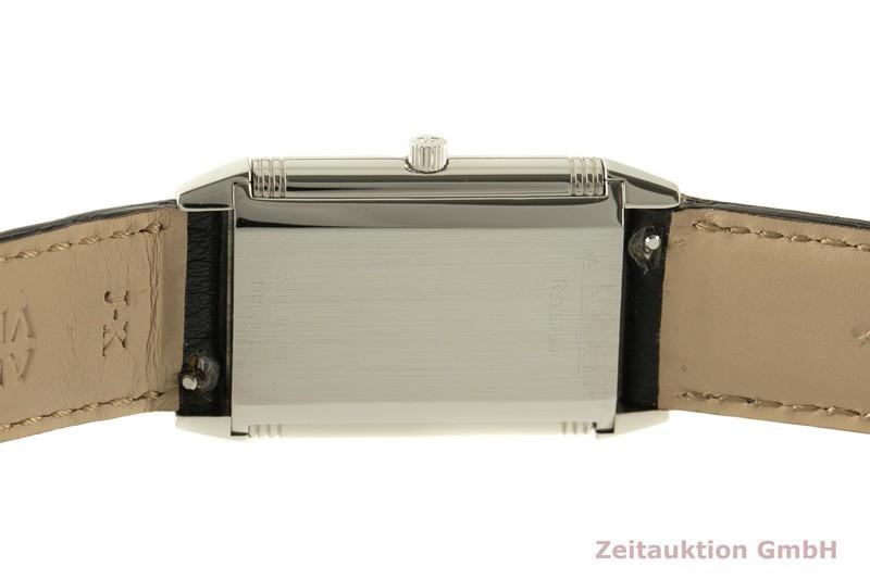 gebrauchte Luxusuhr Jaeger LeCoultre Reverso Stahl Handaufzug Kal. 846 Ref. 250.8.86  | 2007182 _1